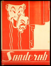 1954 Edition, Seabreeze High School - Sandcrab Yearbook (Daytona Beach, FL)