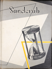 1955 Edition, Seabreeze High School - Sandcrab Yearbook (Daytona Beach, FL)