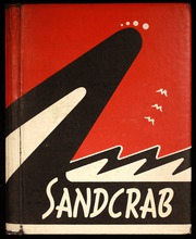 1957 Edition, Seabreeze High School - Sandcrab Yearbook (Daytona Beach, FL)