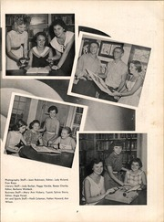 Page 11, 1957 Edition, Seabreeze High School - Sandcrab Yearbook (Daytona Beach, FL) online yearbook collection