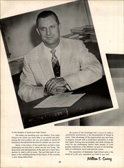 Page 14, 1957 Edition, Seabreeze High School - Sandcrab Yearbook (Daytona Beach, FL) online yearbook collection