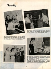 Page 16, 1957 Edition, Seabreeze High School - Sandcrab Yearbook (Daytona Beach, FL) online yearbook collection