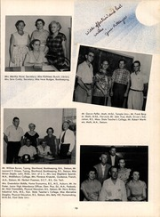 Page 17, 1957 Edition, Seabreeze High School - Sandcrab Yearbook (Daytona Beach, FL) online yearbook collection