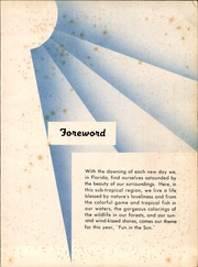 Page 5, 1957 Edition, Seabreeze High School - Sandcrab Yearbook (Daytona Beach, FL) online yearbook collection