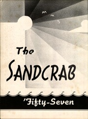 Page 6, 1957 Edition, Seabreeze High School - Sandcrab Yearbook (Daytona Beach, FL) online yearbook collection