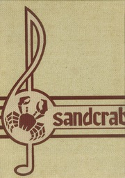 1958 Edition, Seabreeze High School - Sandcrab Yearbook (Daytona Beach, FL)