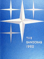 1962 Edition, Seabreeze High School - Sandcrab Yearbook (Daytona Beach, FL)