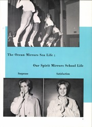 Page 11, 1963 Edition, Seabreeze High School - Sandcrab Yearbook (Daytona Beach, FL) online yearbook collection