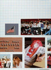 Page 8, 1985 Edition, Seabreeze High School - Sandcrab Yearbook (Daytona Beach, FL) online yearbook collection