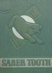 Page 1, 1951 Edition, Blountstown High School - Saber Tooth Yearbook (Blountstown, FL) online yearbook collection