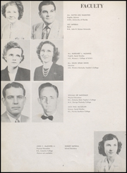 Page 10, 1951 Edition, Blountstown High School - Saber Tooth Yearbook (Blountstown, FL) online yearbook collection