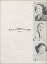 Page 13, 1951 Edition, Blountstown High School - Saber Tooth Yearbook (Blountstown, FL) online yearbook collection