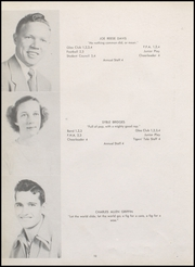 Page 14, 1951 Edition, Blountstown High School - Saber Tooth Yearbook (Blountstown, FL) online yearbook collection