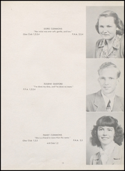 Page 15, 1951 Edition, Blountstown High School - Saber Tooth Yearbook (Blountstown, FL) online yearbook collection