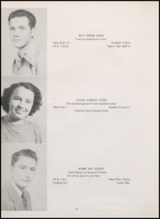 Page 16, 1951 Edition, Blountstown High School - Saber Tooth Yearbook (Blountstown, FL) online yearbook collection