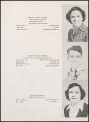 Page 17, 1951 Edition, Blountstown High School - Saber Tooth Yearbook (Blountstown, FL) online yearbook collection