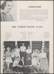 Page 6, 1951 Edition, Blountstown High School - Saber Tooth Yearbook (Blountstown, FL) online yearbook collection