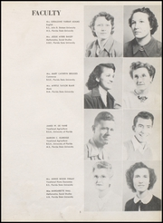 Page 9, 1951 Edition, Blountstown High School - Saber Tooth Yearbook (Blountstown, FL) online yearbook collection