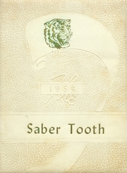 Page 1, 1954 Edition, Blountstown High School - Saber Tooth Yearbook (Blountstown, FL) online yearbook collection
