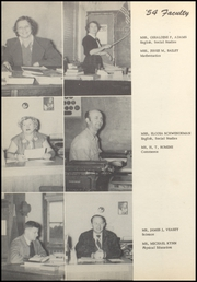 Page 10, 1954 Edition, Blountstown High School - Saber Tooth Yearbook (Blountstown, FL) online yearbook collection