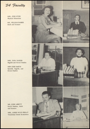 Page 11, 1954 Edition, Blountstown High School - Saber Tooth Yearbook (Blountstown, FL) online yearbook collection