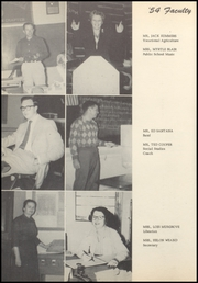 Page 12, 1954 Edition, Blountstown High School - Saber Tooth Yearbook (Blountstown, FL) online yearbook collection