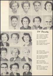 Page 13, 1954 Edition, Blountstown High School - Saber Tooth Yearbook (Blountstown, FL) online yearbook collection
