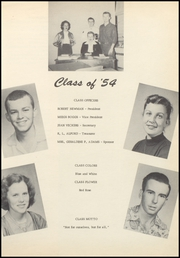 Page 17, 1954 Edition, Blountstown High School - Saber Tooth Yearbook (Blountstown, FL) online yearbook collection