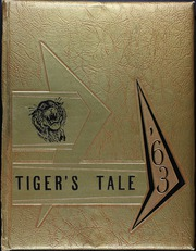 1963 Edition, Graceville High School - Tigers Tale Yearbook (Graceville, FL)