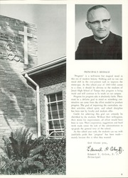Page 13, 1966 Edition, Jesuit High School - Tiger Yearbook (Tampa, FL) online yearbook collection