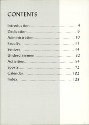 Page 7, 1966 Edition, Jesuit High School - Tiger Yearbook (Tampa, FL) online yearbook collection