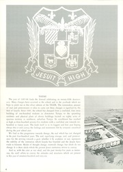 Page 8, 1966 Edition, Jesuit High School - Tiger Yearbook (Tampa, FL) online yearbook collection