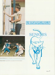 Page 11, 1985 Edition, Jesuit High School - Tiger Yearbook (Tampa, FL) online yearbook collection