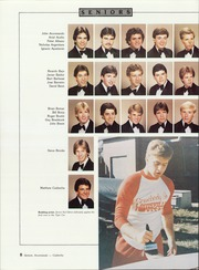 Page 12, 1985 Edition, Jesuit High School - Tiger Yearbook (Tampa, FL) online yearbook collection