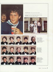 Page 13, 1985 Edition, Jesuit High School - Tiger Yearbook (Tampa, FL) online yearbook collection