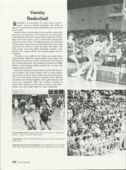 Page 146, 1985 Edition, Jesuit High School - Tiger Yearbook (Tampa, FL) online yearbook collection