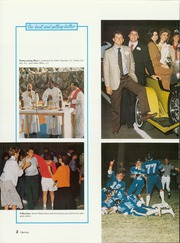 Page 6, 1985 Edition, Jesuit High School - Tiger Yearbook (Tampa, FL) online yearbook collection
