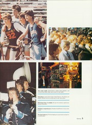 Page 9, 1985 Edition, Jesuit High School - Tiger Yearbook (Tampa, FL) online yearbook collection