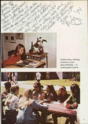 Page 11, 1974 Edition, Westminster Christian High School - Beacon Yearbook (Miami, FL) online yearbook collection