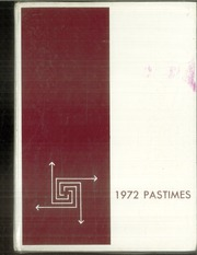 1972 Edition, Hilliard High School - Pastimes Yearbook (Hilliard, FL)