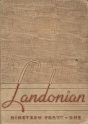 1941 Edition, Landon High School - Landonian Yearbook (Jacksonville, FL)