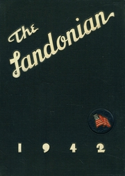 1942 Edition, Landon High School - Landonian Yearbook (Jacksonville, FL)