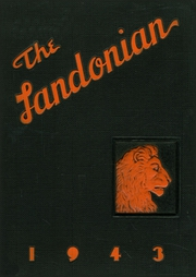 1943 Edition, Landon High School - Landonian Yearbook (Jacksonville, FL)