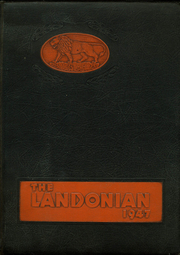 1947 Edition, Landon High School - Landonian Yearbook (Jacksonville, FL)