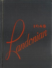 1948 Edition, Landon High School - Landonian Yearbook (Jacksonville, FL)