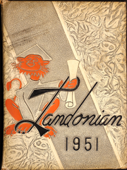1951 Edition, Landon High School - Landonian Yearbook (Jacksonville, FL)