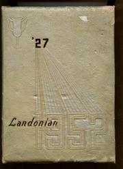 1952 Edition, Landon High School - Landonian Yearbook (Jacksonville, FL)