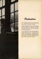 Page 11, 1952 Edition, Landon High School - Landonian Yearbook (Jacksonville, FL) online yearbook collection