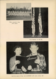 Page 9, 1952 Edition, Landon High School - Landonian Yearbook (Jacksonville, FL) online yearbook collection