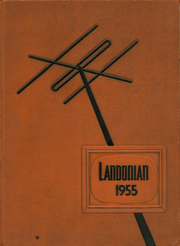 1955 Edition, Landon High School - Landonian Yearbook (Jacksonville, FL)
